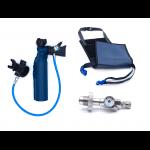 MiniDive Pro (0,5 L) + DIN Filling Station + Harness (Refurbished)