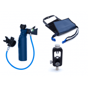 MiniDive Pro (0,5 L) + Yoke Filling station + Harness