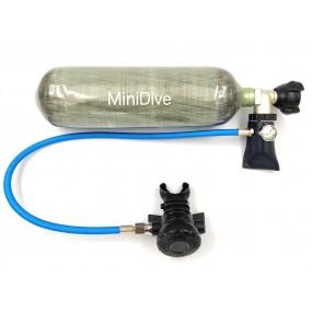 MiniDive Carbon Max
