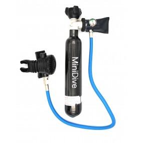 MiniDive Carbon (0,5 L)