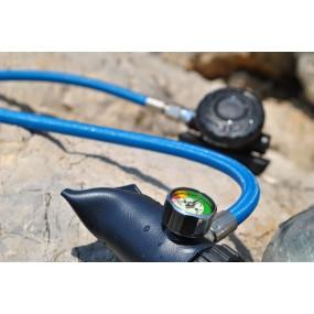 2 MiniDive Carbon Max 2 L (122 cu in) + MiniComp + 2 Harnesses