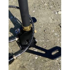MiniDive Evo (0.2 L / 12 cu in) + Hand Pump