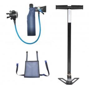 1 MiniDive Pro (0,5 L) + 1 M3S Hand pump + 1 harness