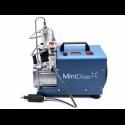 1 MiniDive Pro + 1 mini compresseur électrique + 1 harnais
