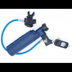 MiniDive Pro+ (0,8 L) + Station de remplissage DIN + Harnais (Reconditionnée)
